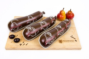 Viscoflex - czekolada z brokatem