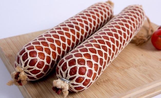 Lasting and semi-lasting sausages